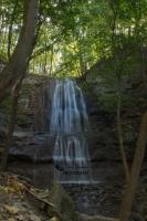 Sherman Falls - Potrait