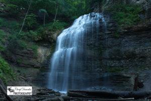 Hamilton Waterfalls – Albion, Tiffany and Sherman